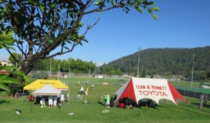 Lithgow gateball comp