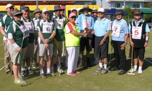 McIlwraith wins the annual Trophy after a narrow win over Canberra .