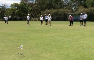 caloundra-gateball-action