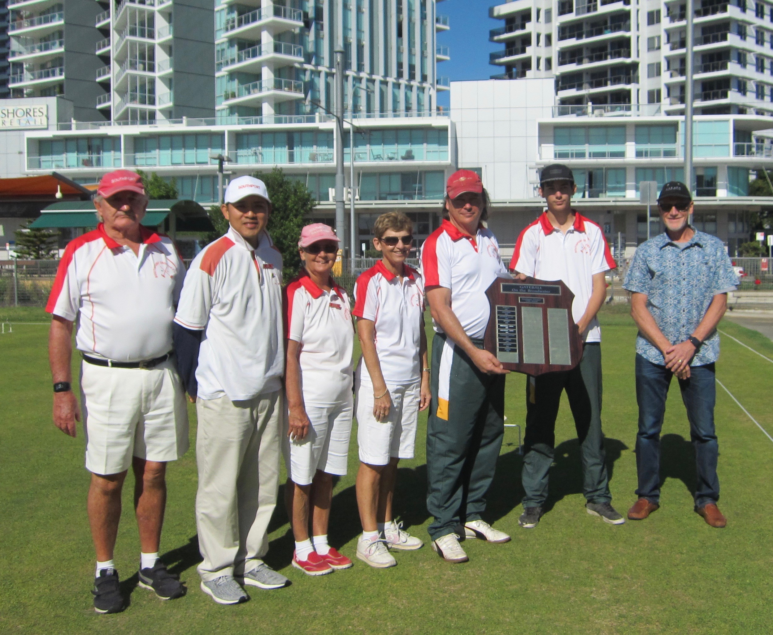 Mallet Sports on the Broadwater- Teams Event
