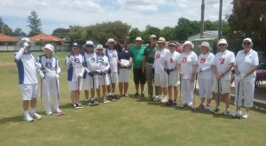 Jamberoo and Kew prepare for their final game