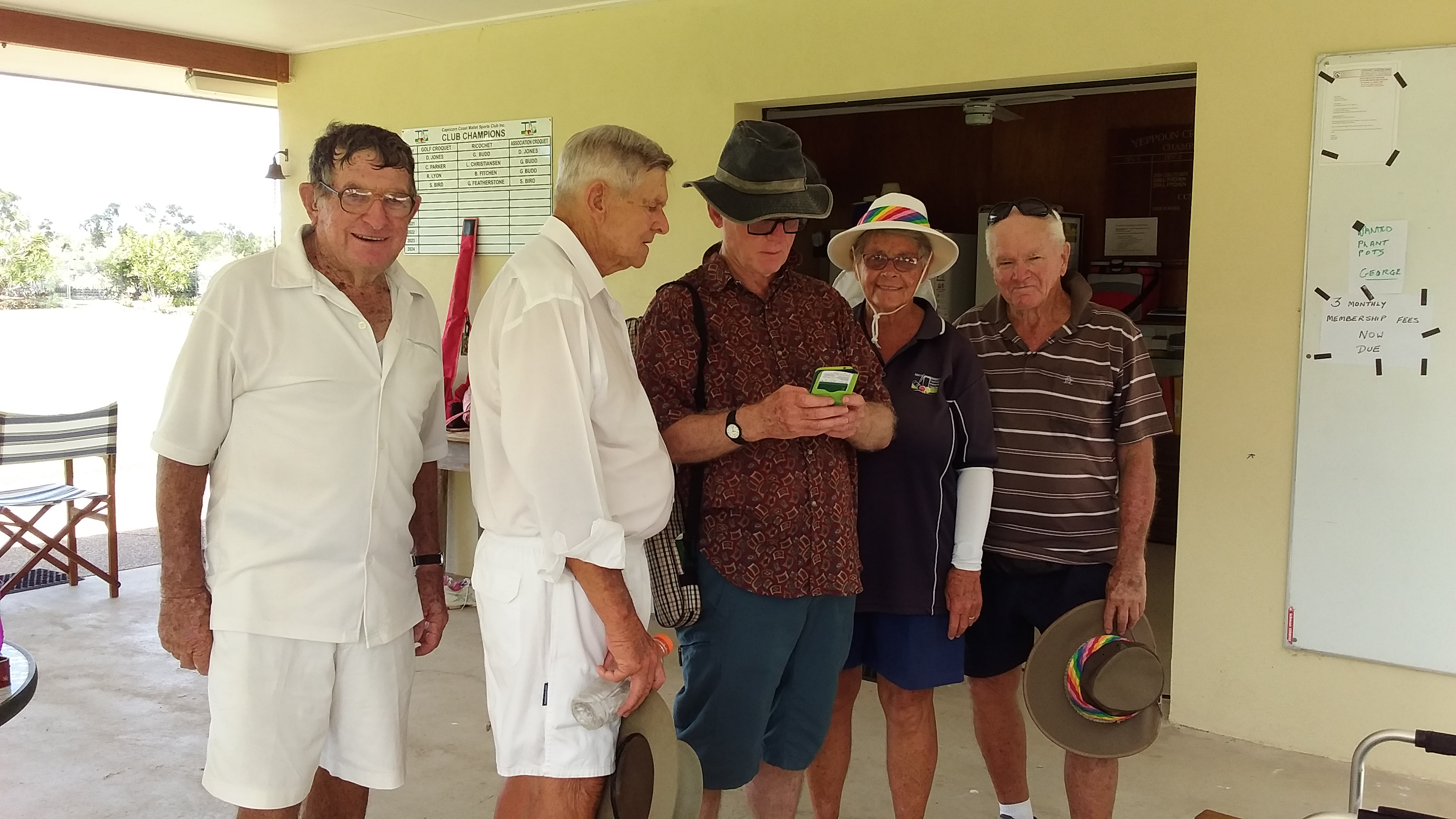 Gateball on the Capricorn Coast