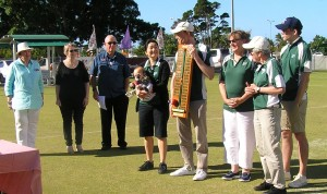 Winners were Canberra Sparkers